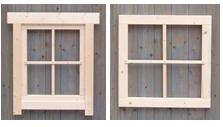 Gartenhausfenster Gartenhaus Holzfenster Jp Holzdesign