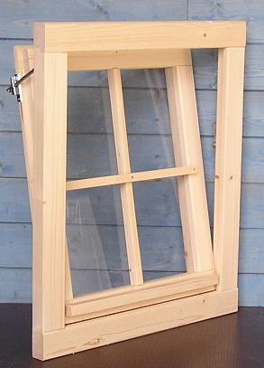 Turbo Einfache Holzfenster Fur Gartenhaus MN65